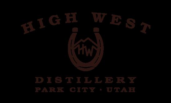 High West Distillery [logo]